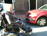 Marche accessible aux personnes handicapées?