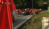 Dépôts pétroliers belges bloqués