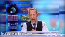 Zapping Le Grand Journal : Cyril Hanouna parodié aux Guignols