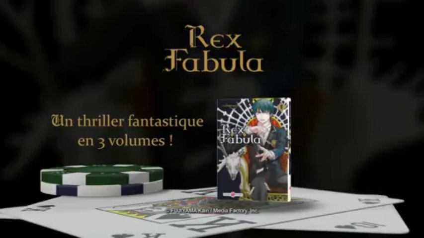 Trailer de Rex Fabula