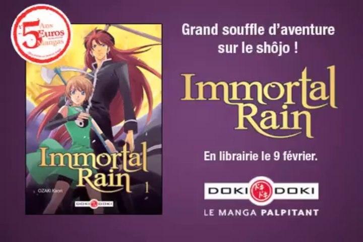 Trailer de Immortal Rain