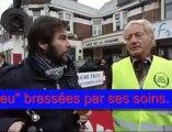 Leers Nord : apéro belgo-français au poste frontière