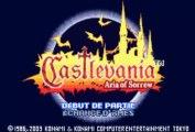 Castlevania Aria of sorrow 1 - les âmes ça vous gagne