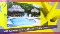 Siesta Key FL Cottage Rentals-Rental Cabin FL