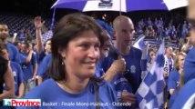 Basket : Finale Mons-Hainaut - Ostende : interview choc de Jacqueline Gallant