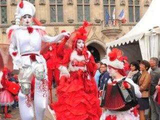 Les fêtes de l'andouillette 2013 à Arras