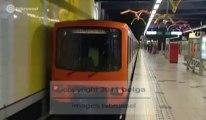 Les vigiles privés quittent le métro bruxellois