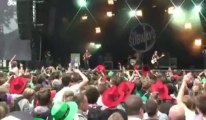Ardentes 2011 : Concert et ambiance du concert des Subways