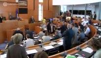 Grouwels met le gouvernement bruxellois sous tension
