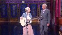 Laura Marling - Master Hunter [Live on David Letterman]