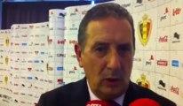"""Georges Leekens: """"L'incident avec Hazard, c'est de l'histoire ancienne"""""""