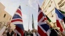 Sarkozy : 'L'avenir en Libye, c'est la démocratie'