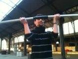 La Capitale a testé pour vous le cours de funambule à l'école du cirque de Bruxelles