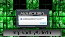 Minecraft Premium Account Generator [August 2013][Download][proof]