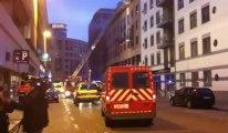 Incendie à l'auberge de jeunesse Sleepwell à Bruxelles
