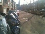 La Capitale a testé le premier Taxi-moto de Bruxelles