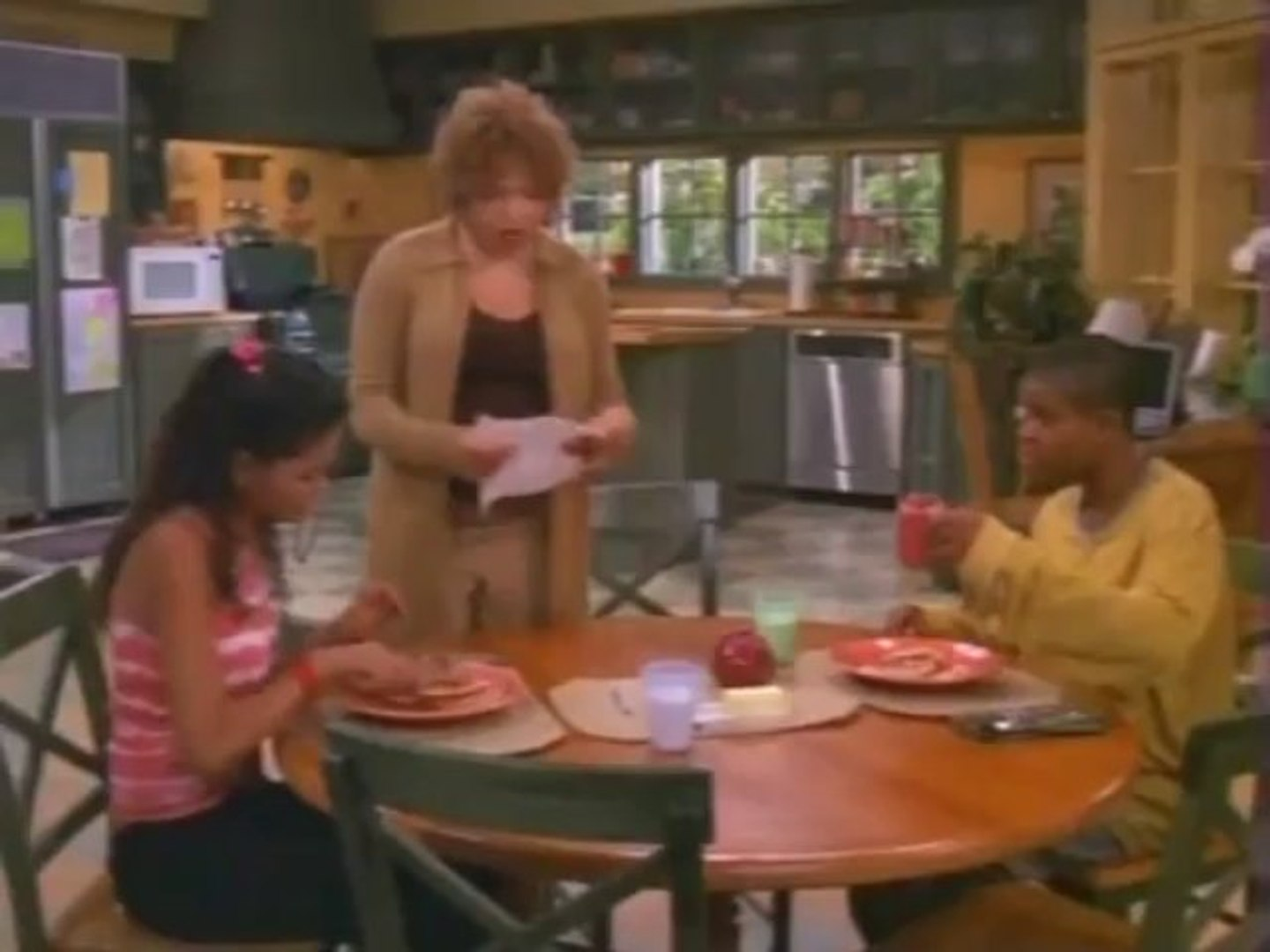 My Wife And Kids S02E07 Michael's Garden