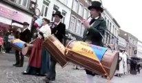 Verviers: anniversaire du jumelage de Verviers avec Arles
