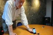 """Application """"Nivelles"""" pour Smartphone"""