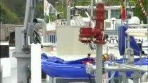 Un nouveau bateau-école en province de Liège