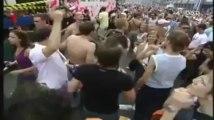 City Parade : 93 personnes écrouées et des policiers blessés