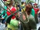 La Zinneke Parade 2012