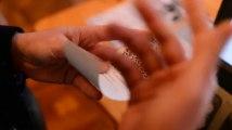 Machines votes électroniques à Saint-Gilles