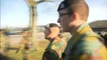 Des militaires belges à moitié nus dansent le Harlem Shake