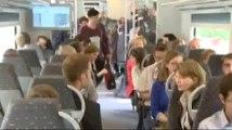 Les Bruxellois ne prennent pas assez le train