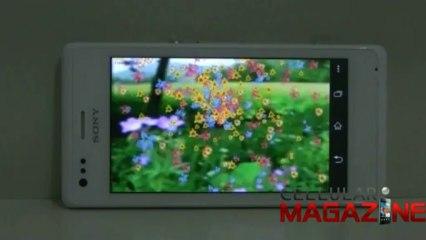 Sony Xperia M: test sulla grafica
