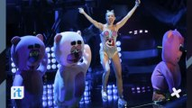 Miley Cyrus' Strip Tease Was Just Like Madonna & Britney Spears? Justin Timberlake Thinks So!