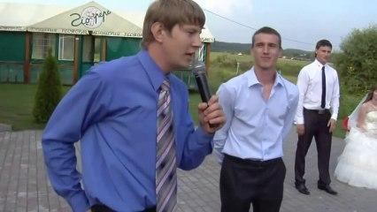 Un mariage Russe haut en danse acrobatique