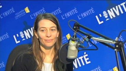 Frédérique Lehoux, invitée de la Matinale