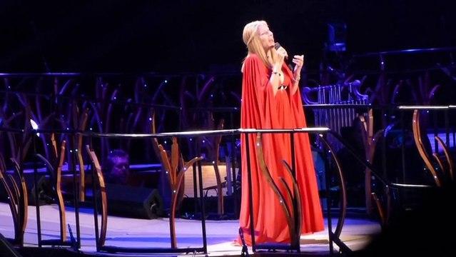 "Barbra Streisand : European tour 2013 - ""concert idéal"" Act II"