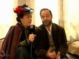 Los actores de Puente Viejo te desean Feliz Navidad 2011.