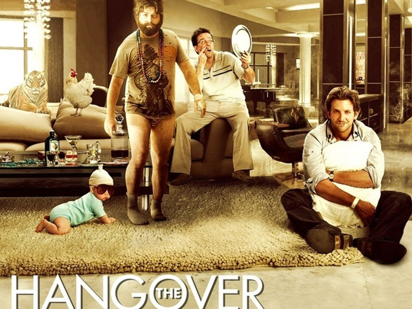 The Hangover (2009) - Official Trailer [VO-HQ]