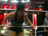 Kelly Kelly vs Vickie Guerrero - Raw 9 12 11 (SD)