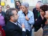 Le collectif du quartier Aragon interpelle l'adjoint au maire de Villejuif