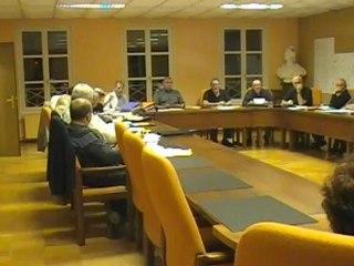 Conseil Municipal - 28 Septembre 2012 - Video complète de 35 Minutes.