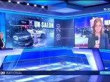 Ford Blanquefort au salon mondial de l'automobile 2012