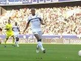 But Kevin GAMEIRO (33ème) - Paris Saint-Germain - FC Sochaux-Montbéliard (2-0) - saison 2012/2013