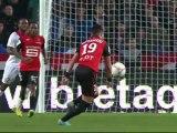 Stade Rennais FC (SRFC) - LOSC Lille (LOSC) Le résumé du match (7ème journée) - saison 2012/2013