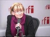 Marie-George Buffet, députée de Seine-Saint-Denis, ancienne secrétaire nationale du Parti communiste français