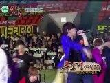 121001 MBC Chuseok Special Idol Wrestling Championship U-KISS Cut