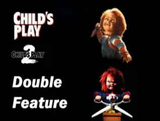 Child's Play Double Feature Review IN101M