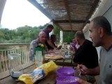 vtt var Cro Rois Team /Roq'n Roull VTT Band sur la traversée des Maures