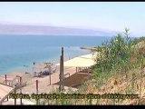 تلفزيون فلسطين - محطات فلسطينية - مشكلة المياه في البحر الميت - اخراج معتصم العويوي