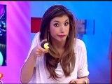 """01/10/12 Vero TV - Marghe conduce il programma Hobby : """" La mia torta"""""""