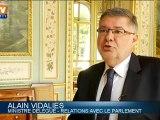 Assemblée nationale : débat attendu sur le traité budgétaire européen