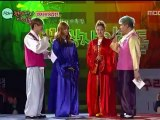 121001 MBC Chuseok Special Idol Wrestling Championship Full (Part 1 of 2)